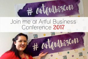 Join Dawn Lewis at Artful Business Conference in 2017