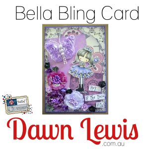 Bella Bling Website Thumbnail