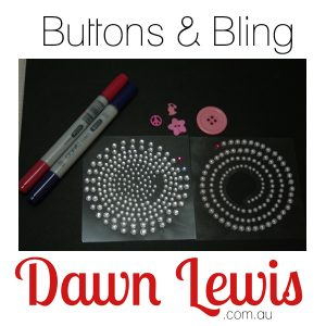 Buttons & Bling Website Thumbnail