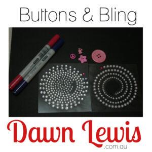 Buttons & Bling Website Thumbnail