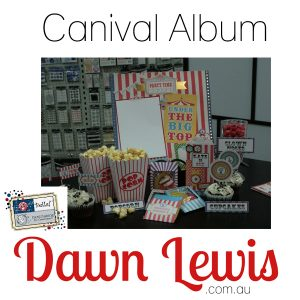 Carnival Album Website Thumbnail