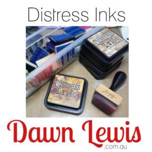 Distress Inks Website Thumbnail