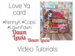 Free video tutorials for cardmaking, stamping, copic colouring and more