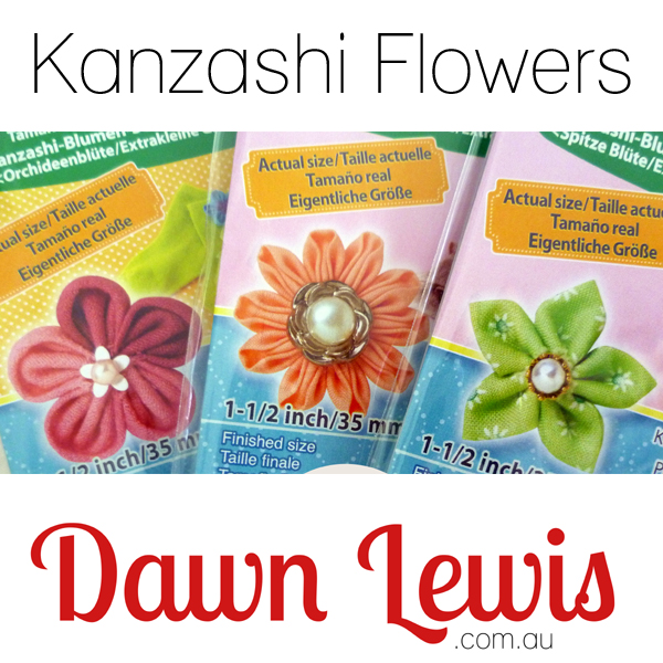 Flower/Kanzashi Templates