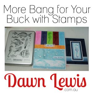More Bang for Your Buck with stamps Website Thumbnail