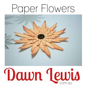 Paper Flowers Website Thumbnail