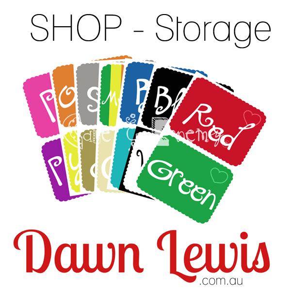 Storage & Organising