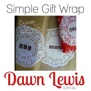 Simple Gift Wrap Website Thumbnail