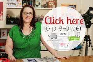 Pre-order Lawn Fawn & Mama Elephant and request Sweet Stamp Shop in Australia at www.dawnlewis.com.au