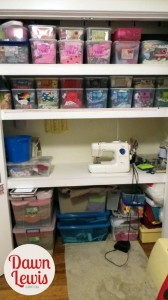 26 July 2014 Sewing cupboard after reduced