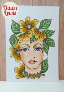 Flower Lady reduced