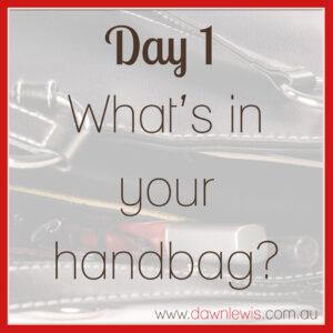 Day 1 Handbag