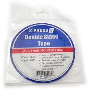 XPress-2sideTape-3mm