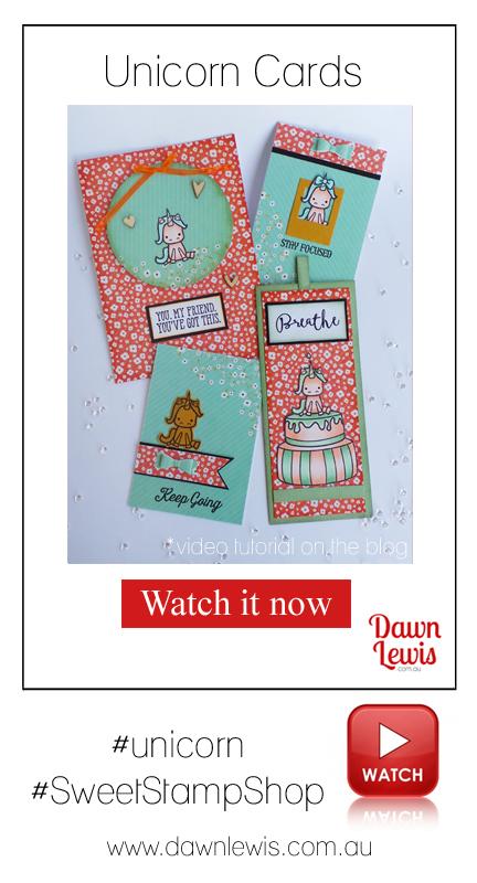 Find Sweet Stamp Shop in Australia at www.dawnlewis.com.au
