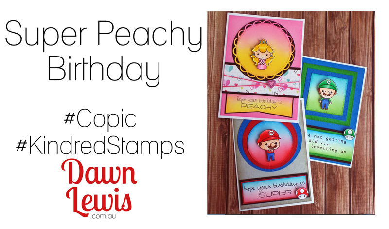 Find Kindred Stamps in Australia at www.dawnlewis.com.au