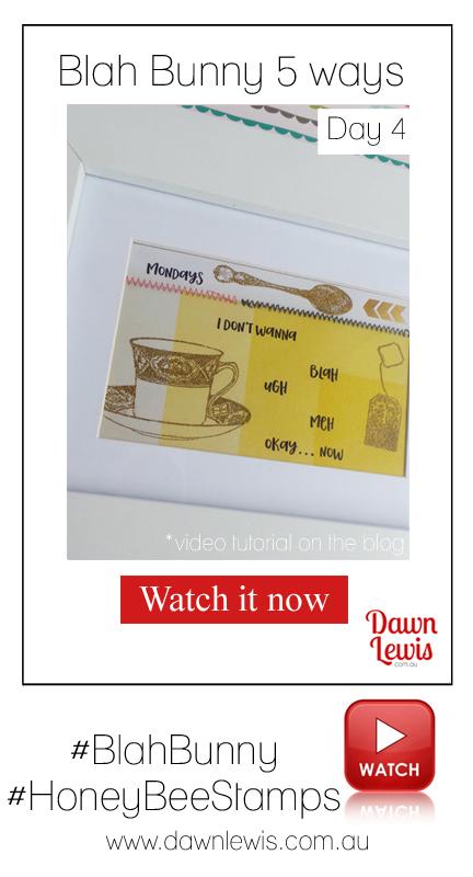 Find Honey Bee Stamps in Australia at www.dawnlewis.com.au