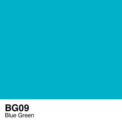 Copic Ciao BG09 Blue Green, Australia