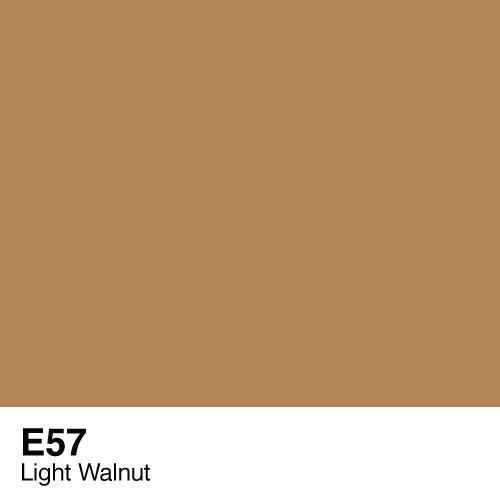Copic E57 Light Walnut