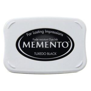 Memento Ink Tuxedo Black