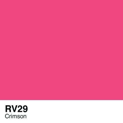 Copic RV29 Crimson