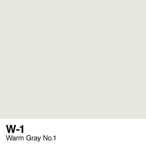 Copic Ciao W1 Warm Grey, Australia