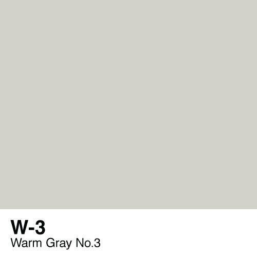 Copic Ciao W3 Warm Grey, Australia