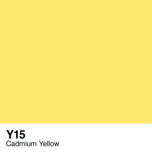 Copic Sketch Y15 Cadmium Yellow, Australia