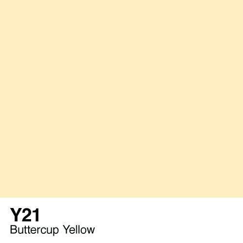 Copic Y21 Buttercup, Australia