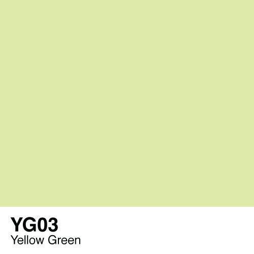 Copic Ciao YG03 Yellow Green, Australia