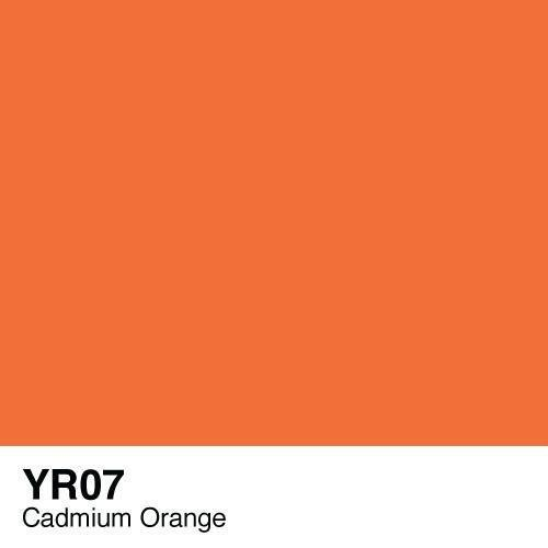 Copic Sketch YR07 Cadmium Orange, Australia