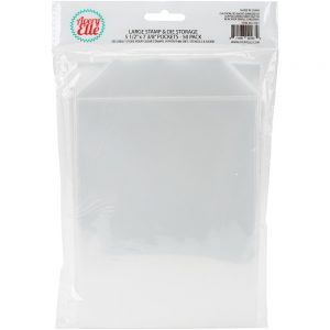 Avery Elle, Lg stamp & die storage pockets 50pk, Australia