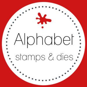 Alphabet Stamps & Dies