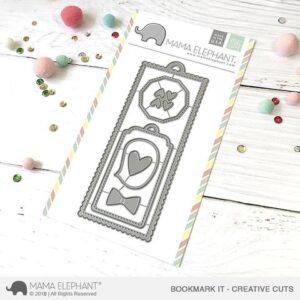 Bookmark It, Mama Elephant die set, Australia