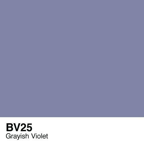 Copic BV25 Grayish Violet, Australia