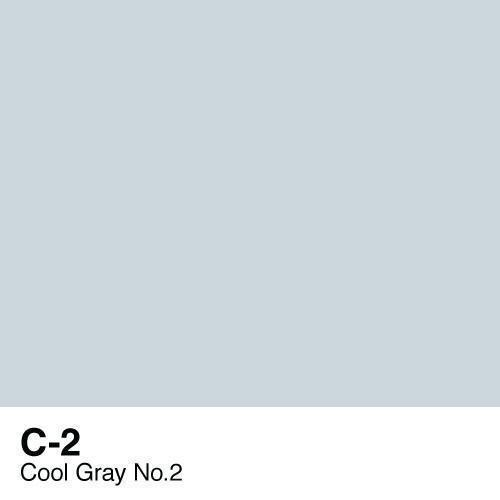 Copic C2 Cool Grey no 2, Australia