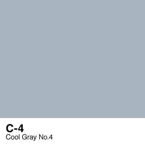 Copic C4 Cool Grey no 4, Australia
