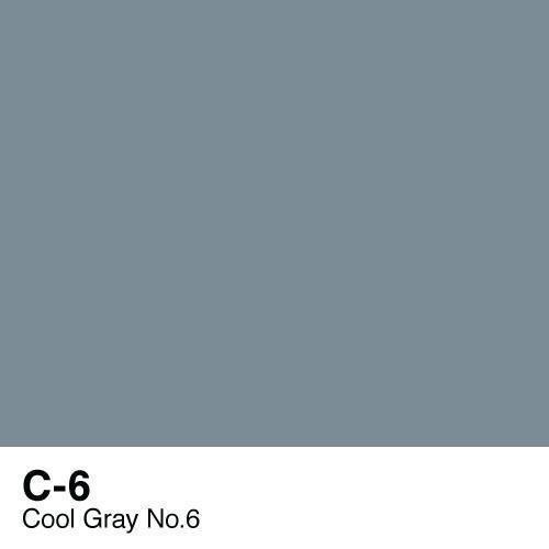 Copic C6 Cool Grey no 6, Australia