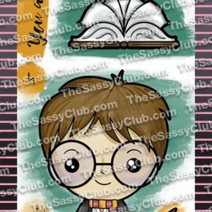 The Sassy Club, Magical Pals stamp set, Australia