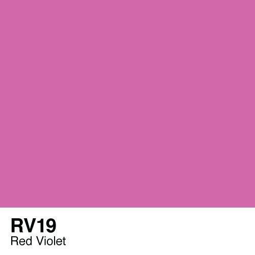 Copic RV19 Red Violet, Australia