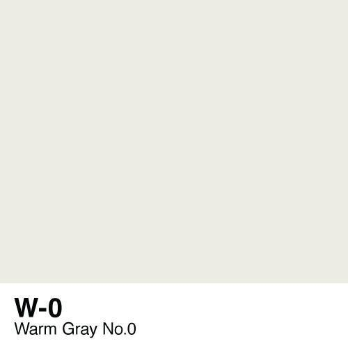 Copic W0 Warm Gray No.0, Australia