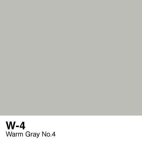 Copic W4 Warm Gray No.4, Australia
