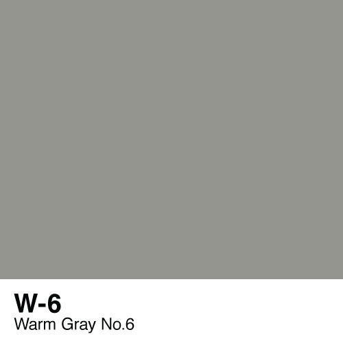 Copic W6 Warm Gray No.6, Australia