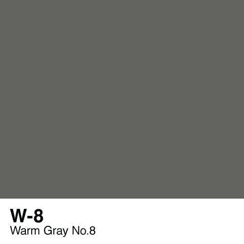 Copic W8 Warm Gray No.8, Australia