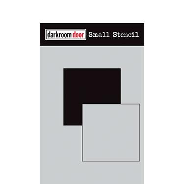 Darkroom Door Square Set stencil, Australia