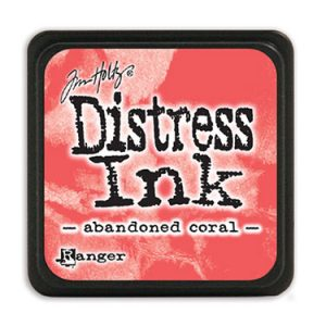 Distress Ink Mini Abandonded Coral