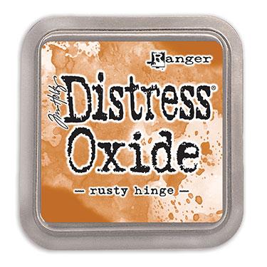 Distress Oxide Rusty Hinge