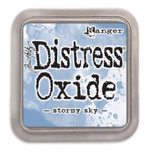 Distress Oxide Stormy Sky