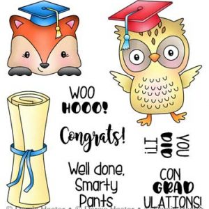 Darcie's Heart & Home, Smarty Pants stamp set, Australia