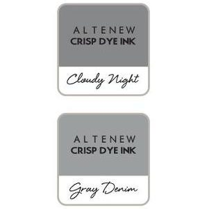 Altenew, Mini Cubes Gentlemans Gray, Australia