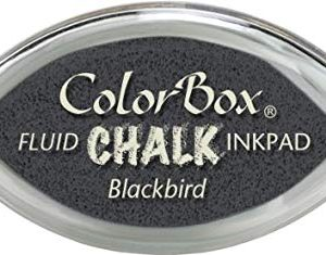 ColorBox fluid chalk ink pad Blackbird, Australia